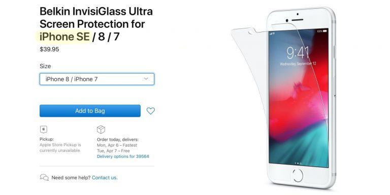 Apple Store tiết lộ tên gọi chính thức mẫu điện thoại giá rẻ iPhone SE 2020 - Ảnh 1.