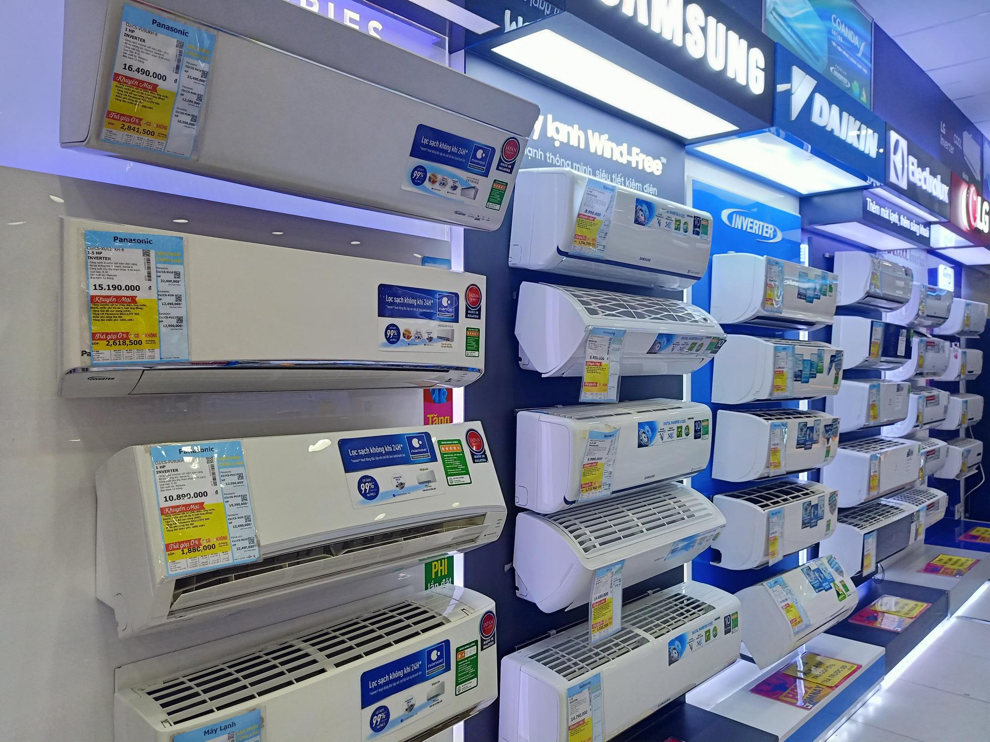 Nhiều máy lạnh có giá tốt hơn trong chương trình điện lạnh giảm giá - Ảnh 1.