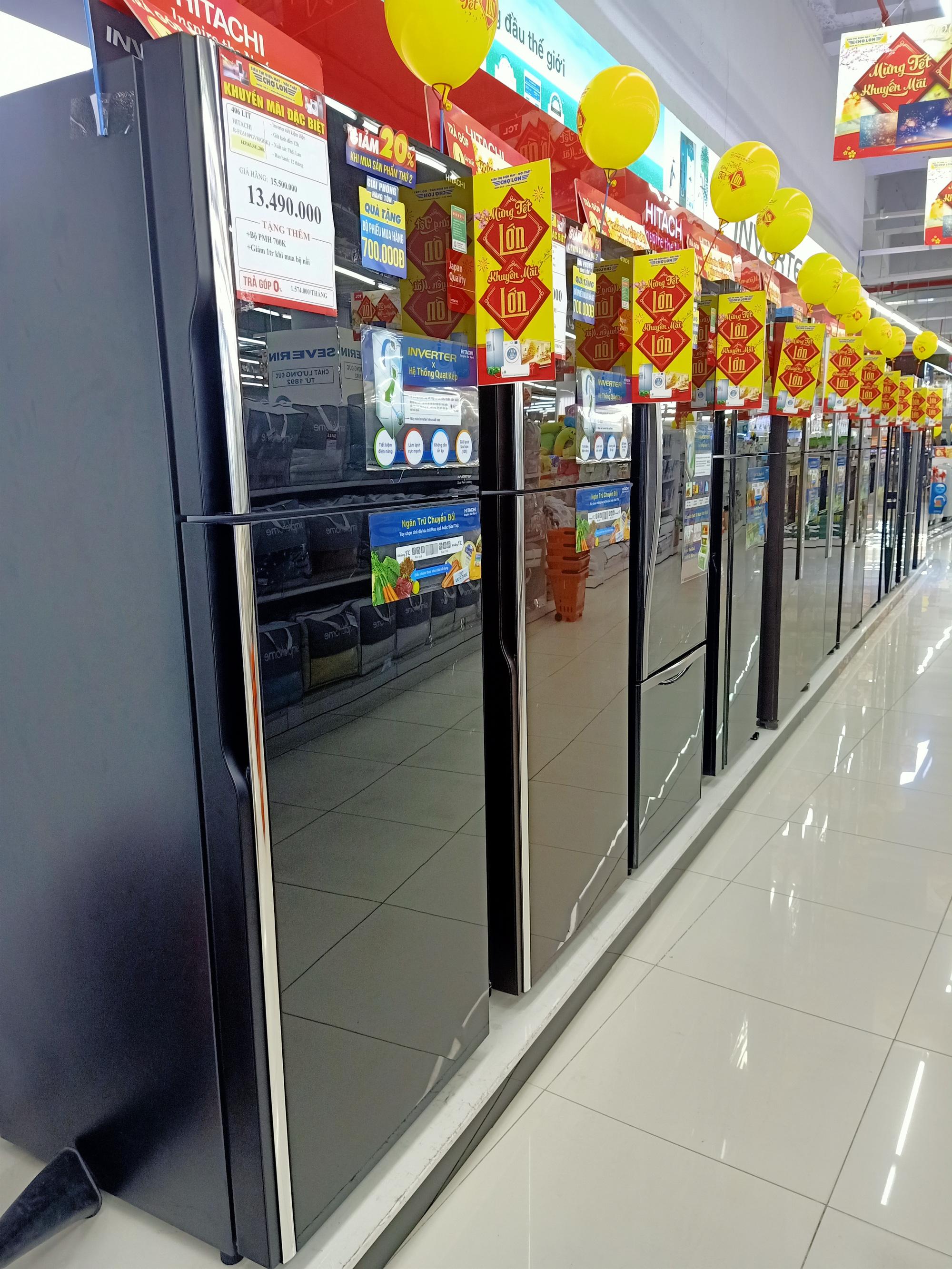Nhiều máy lạnh có giá tốt hơn trong chương trình điện lạnh giảm giá - Ảnh 2.