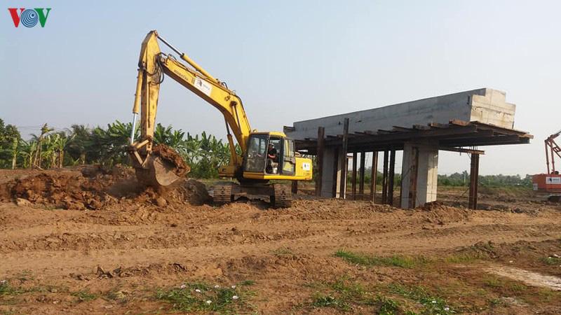 Xử lí kịp thời một doanh nghiệp gian lận tại dự án cao tốc Trung Lương - Mỹ Thuận - Ảnh 1.