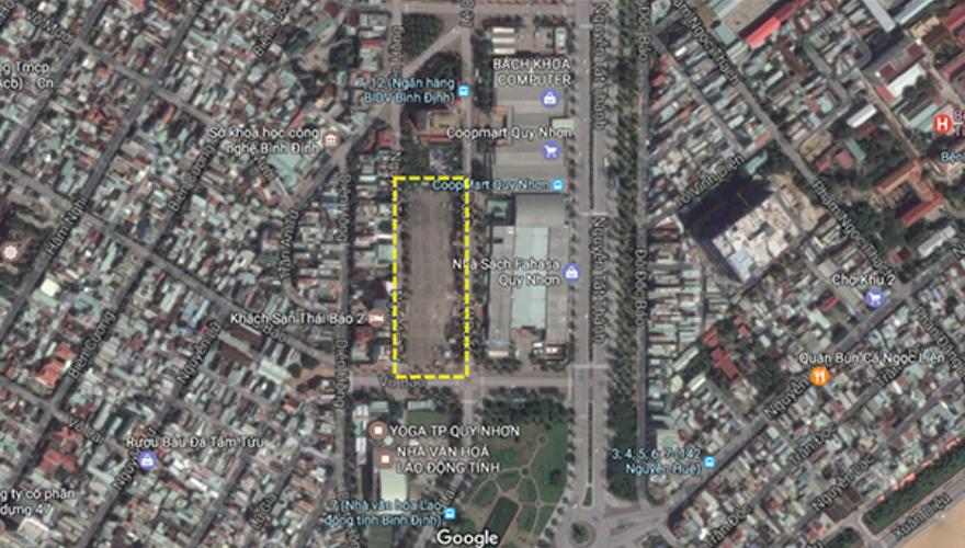 20 dự án tại Bình Định chưa đủ điều kiện kinh doanh - Ảnh 1.