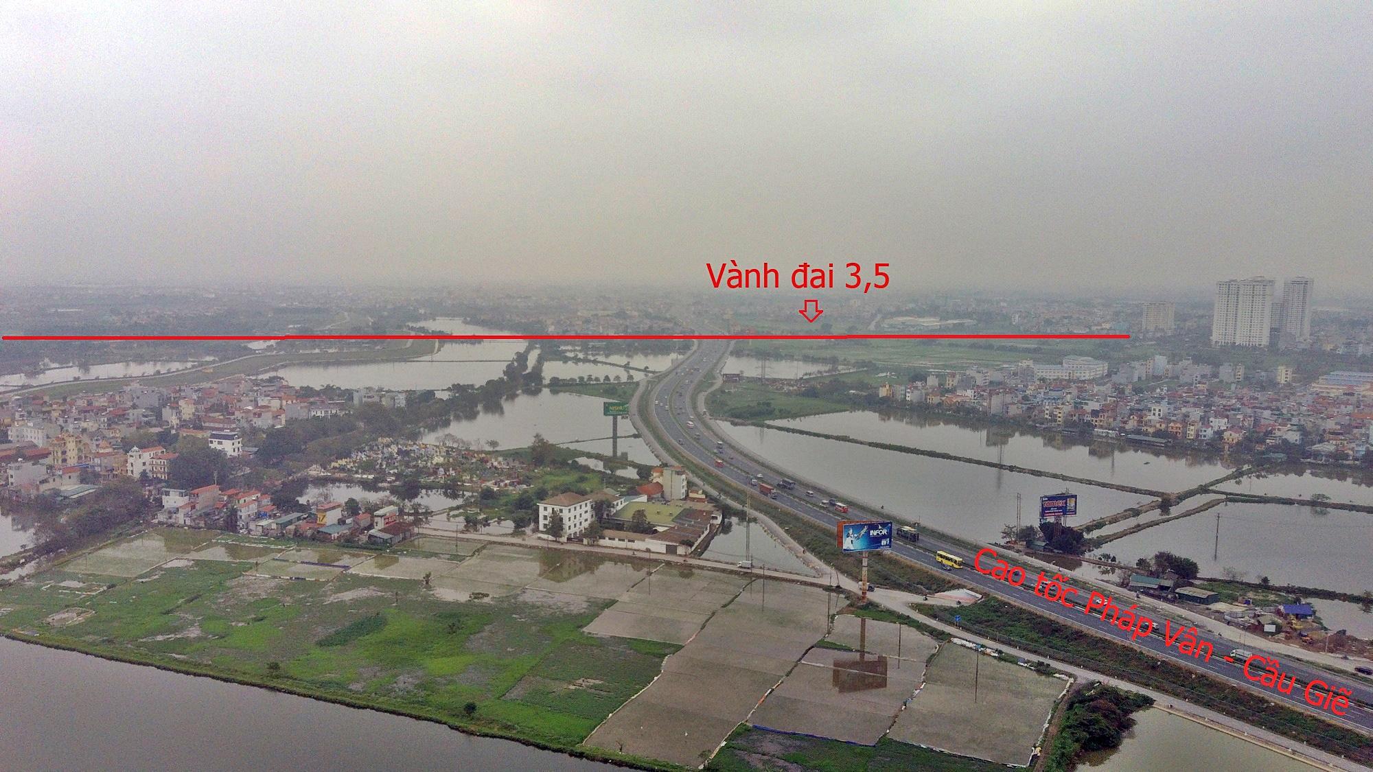 Cầu sẽ mở theo qui hoạch ở Hà Nội: Toàn cảnh cầu Ngọc Hồi nối Hà Nội với Hưng Yên - Ảnh 12.