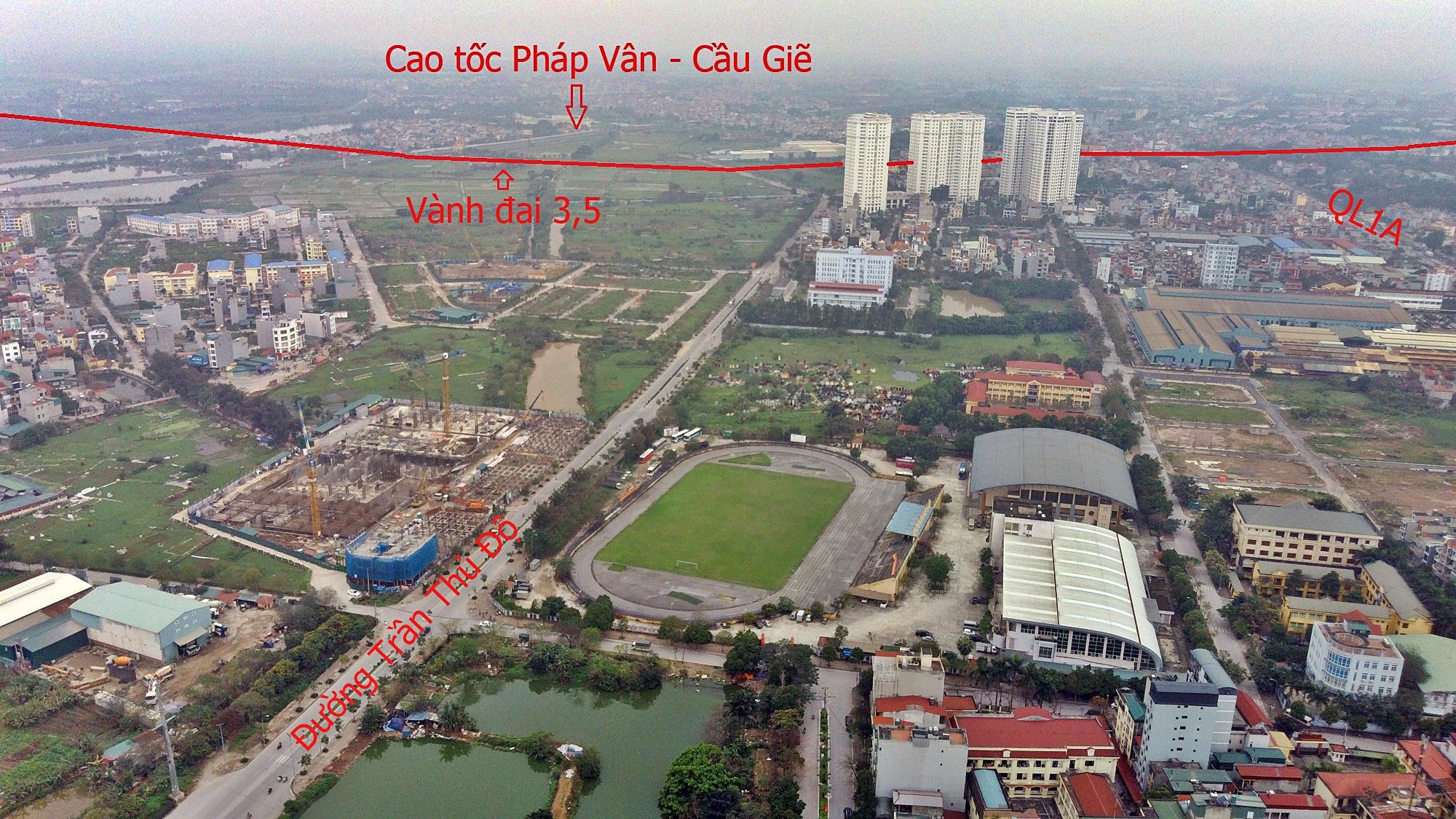 Cầu sẽ mở theo qui hoạch ở Hà Nội: Toàn cảnh cầu Ngọc Hồi nối Hà Nội với Hưng Yên - Ảnh 5.