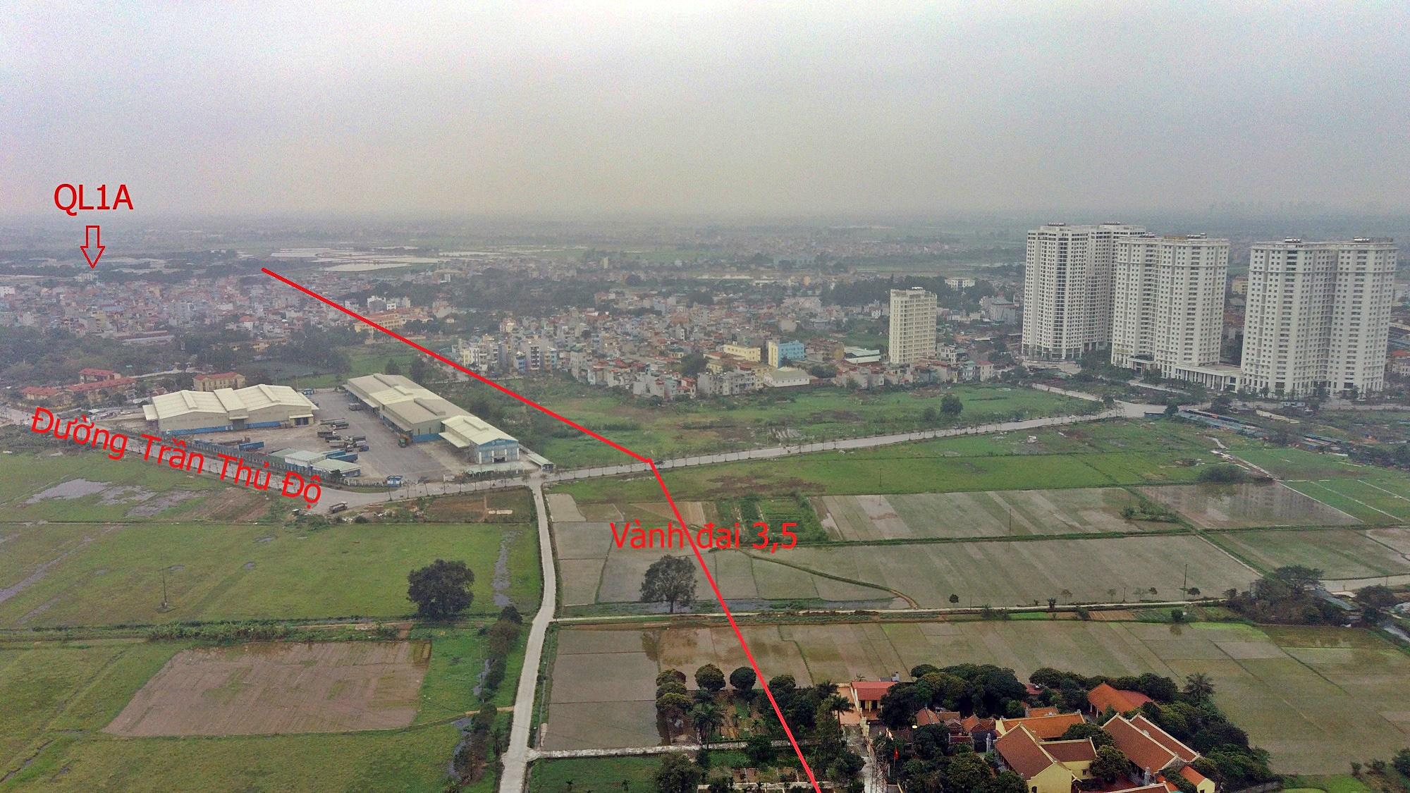 Cầu sẽ mở theo qui hoạch ở Hà Nội: Toàn cảnh cầu Ngọc Hồi nối Hà Nội với Hưng Yên - Ảnh 7.