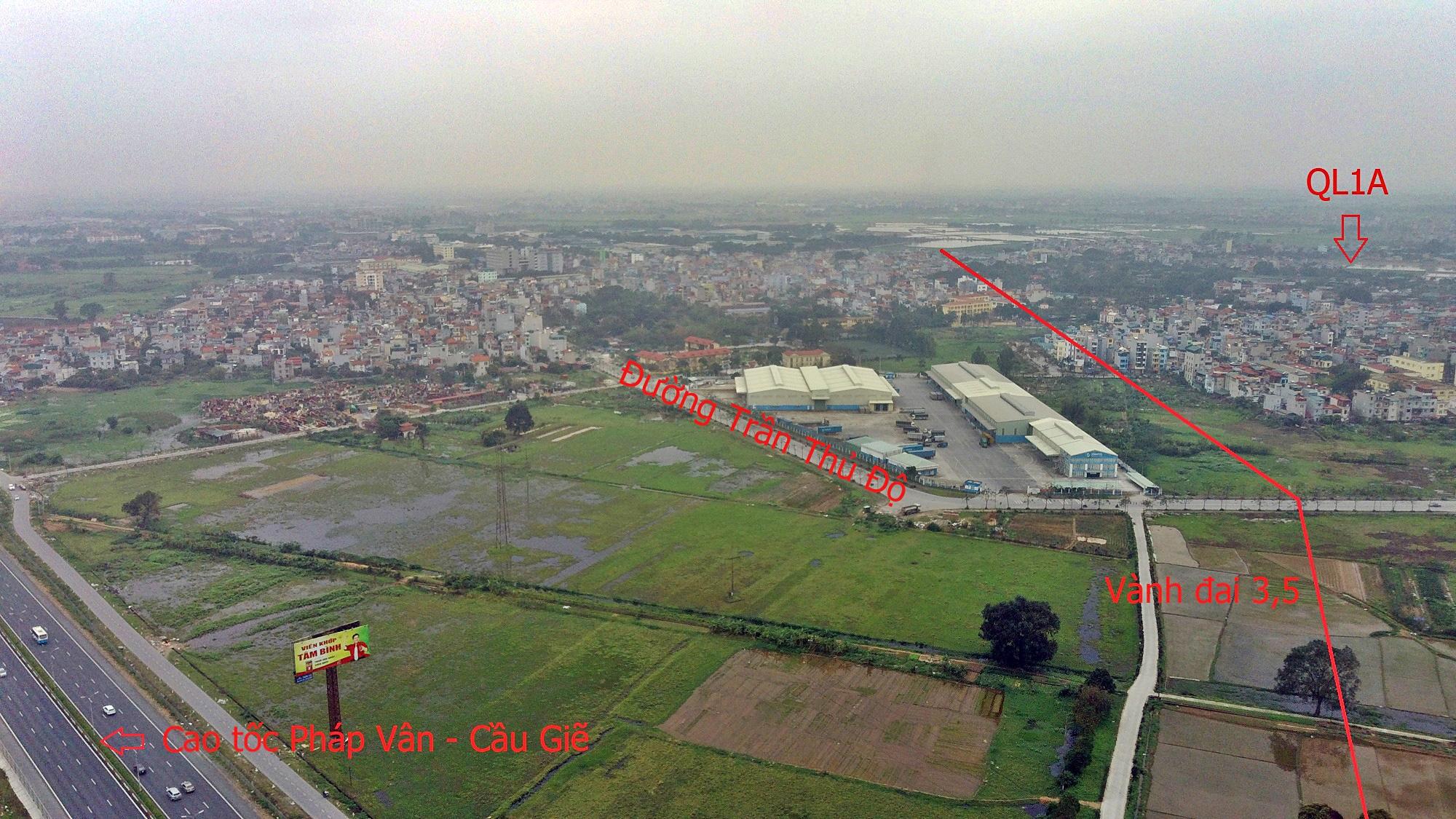 Cầu sẽ mở theo qui hoạch ở Hà Nội: Toàn cảnh cầu Ngọc Hồi nối Hà Nội với Hưng Yên - Ảnh 8.