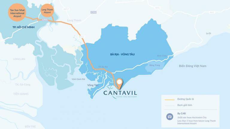 Dự án nghỉ dưỡng 20 triệu USD ở Bà Rịa - Vũng Tàu đổi chủ - Ảnh 1.