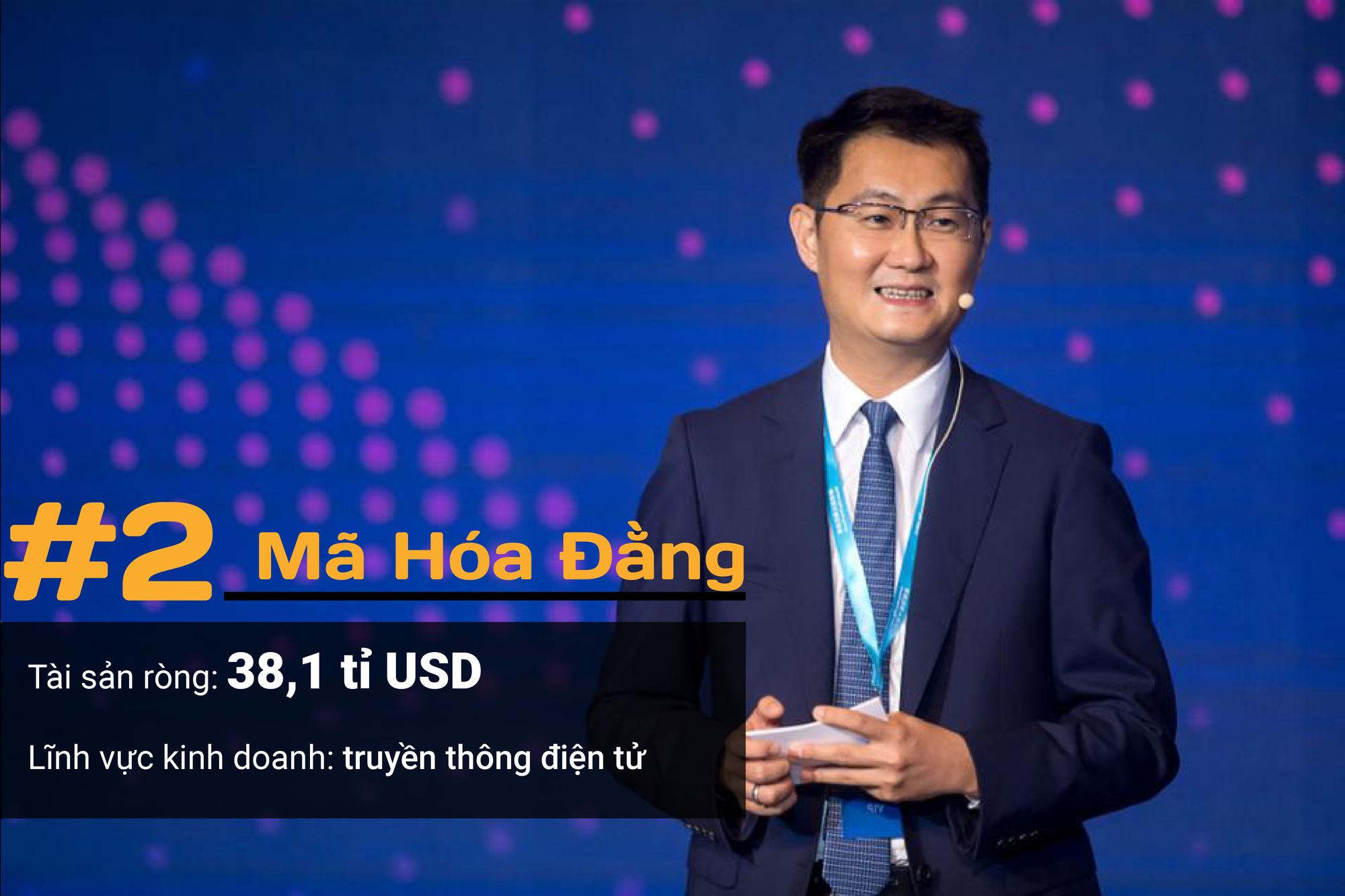 Jack Ma vẫn là người giàu nhất, Trung Quốc có tỉ phú nuôi heo - Ảnh 2.
