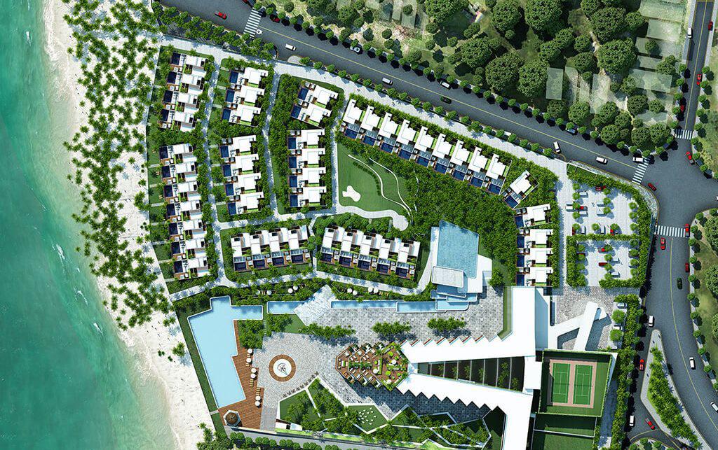 Dự án nghỉ dưỡng 20 triệu USD ở Bà Rịa - Vũng Tàu đổi chủ - Ảnh 2.