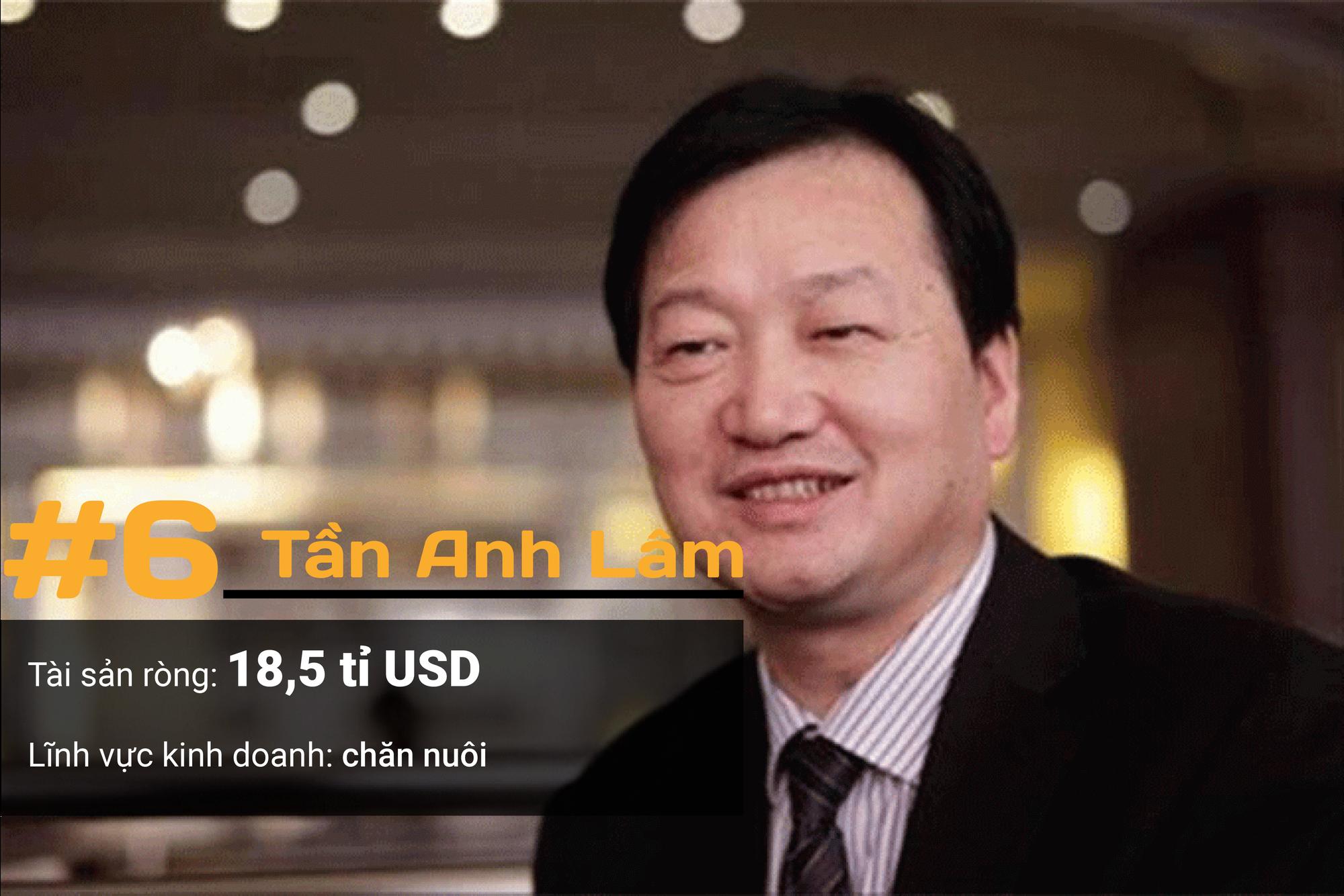 Jack Ma vẫn là người giàu nhất, Trung Quốc có tỉ phú nuôi heo - Ảnh 6.