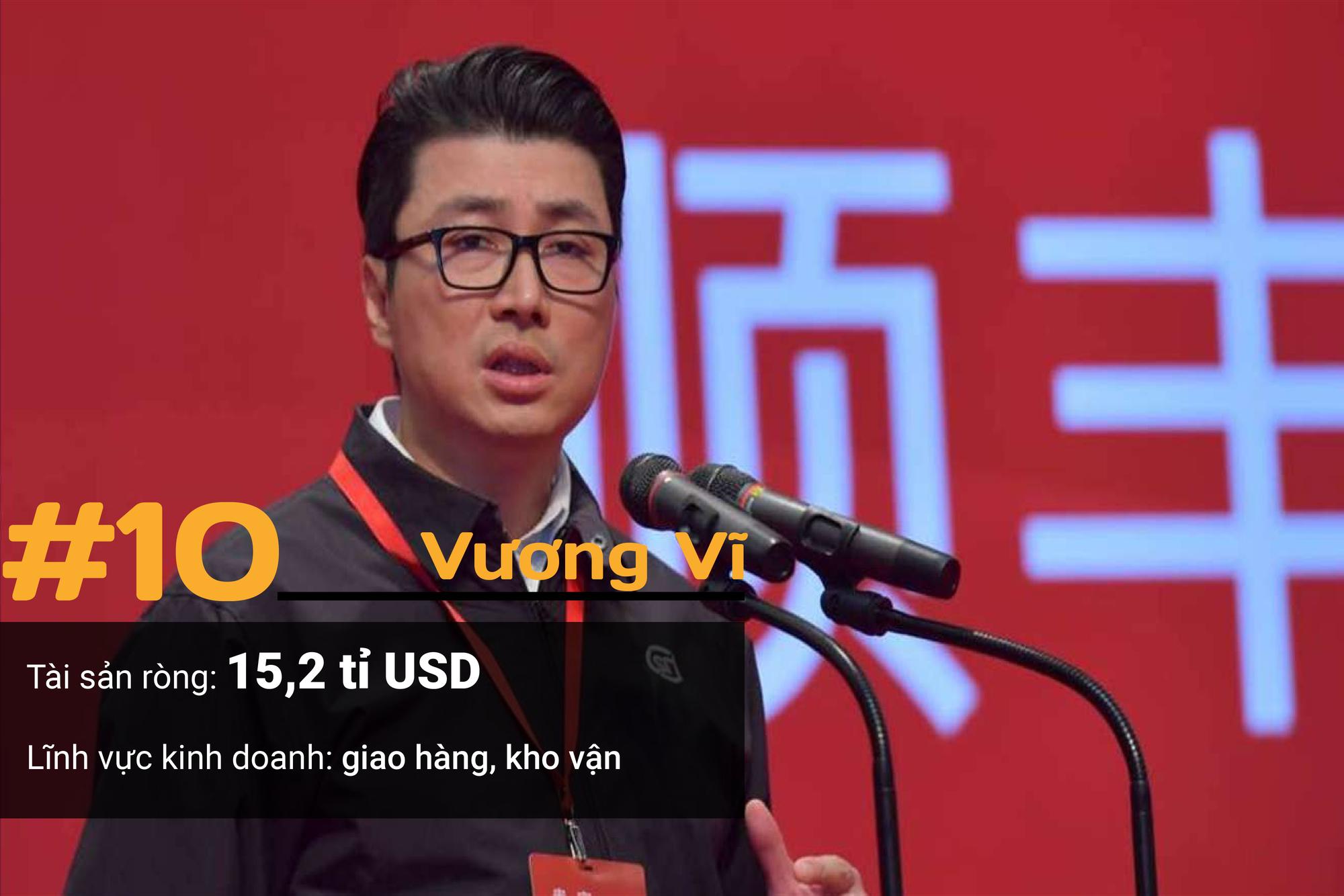 Jack Ma vẫn là người giàu nhất, Trung Quốc có tỉ phú nuôi heo - Ảnh 10.