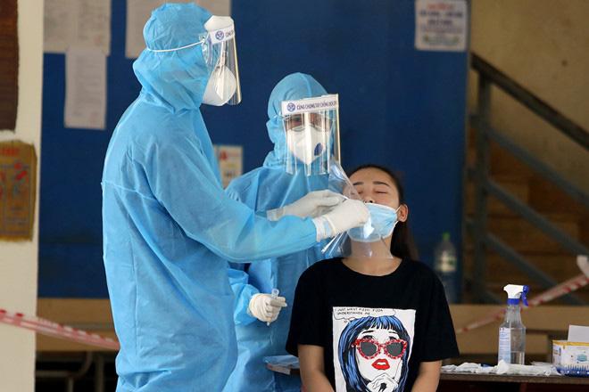 Ngăn chặn dịch lây nhiễm trong cộng đồng - Ảnh 3.