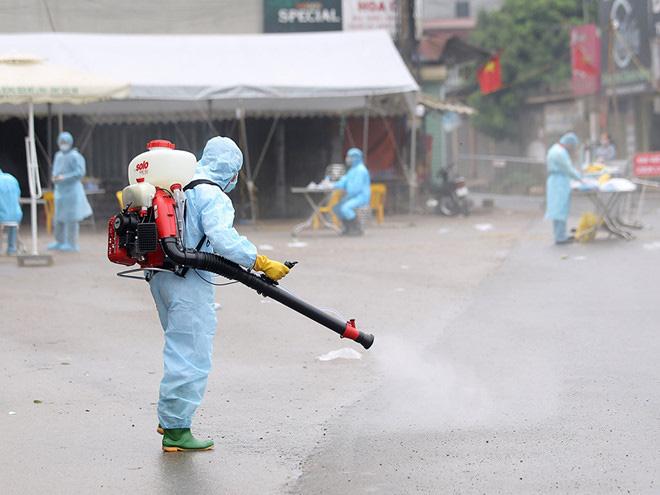 Ngăn chặn dịch lây nhiễm trong cộng đồng - Ảnh 4.