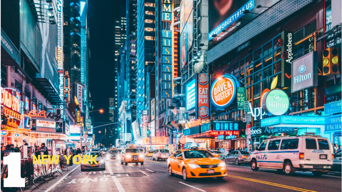 Top 10 thành phố giàu có nhất thế giới: Các tỉ phú thường sống ở đâu? - Ảnh 1.