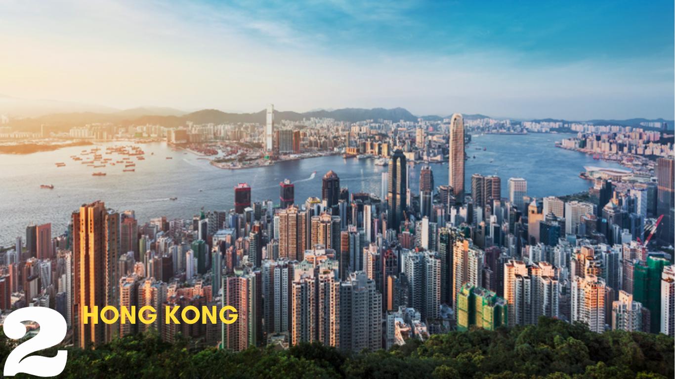 Top 10 thành phố giàu có nhất thế giới: Các tỉ phú thường sống ở đâu? - Ảnh 2.
