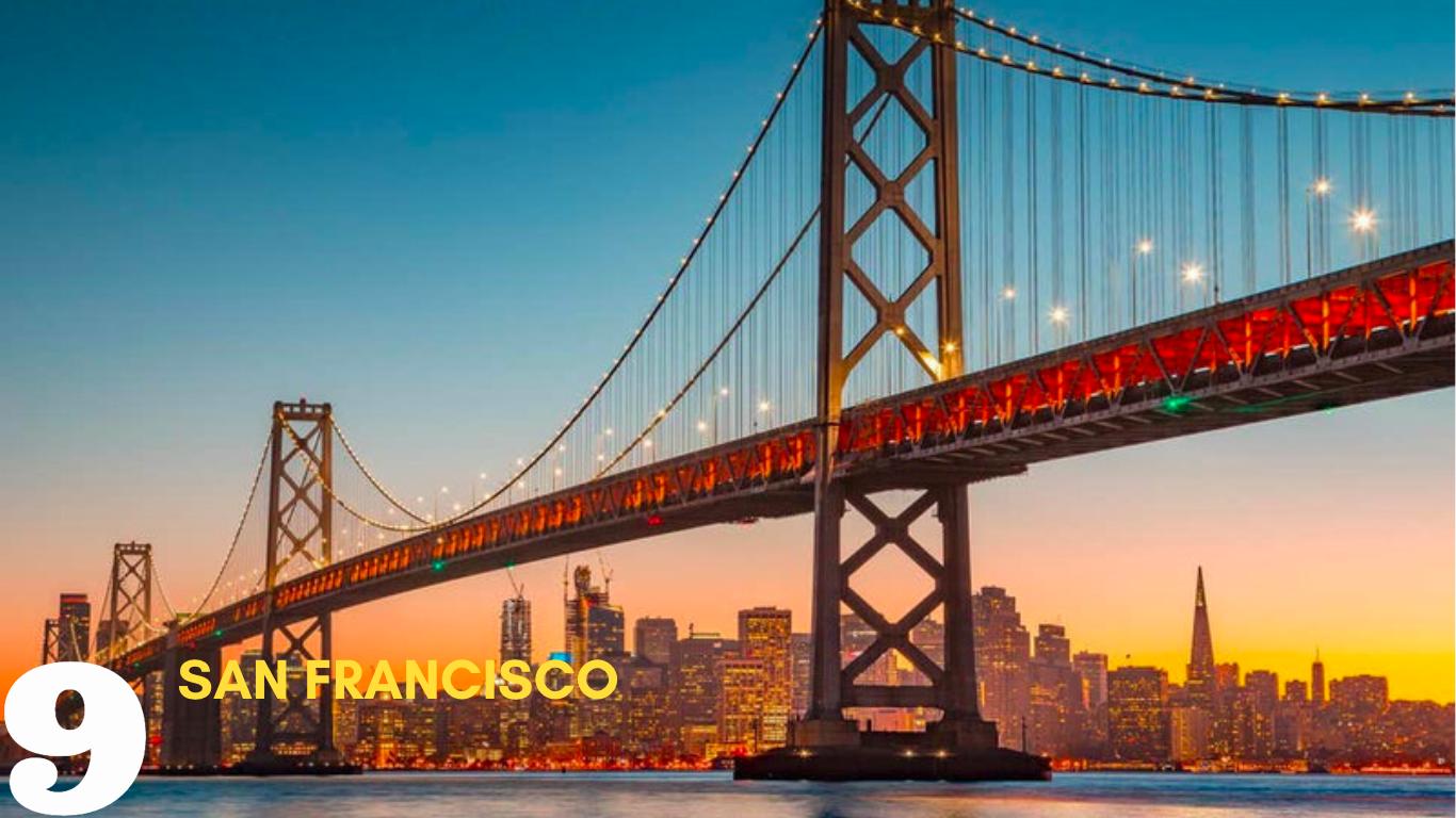 Top 10 thành phố giàu có nhất thế giới: Các tỉ phú thường sống ở đâu? - Ảnh 9.