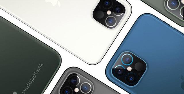 Apple iPhone 12 sẽ có notch nhỏ hơn, không còn tai thỏ, camera hỗ trợ quét LiDAR - Ảnh 1.
