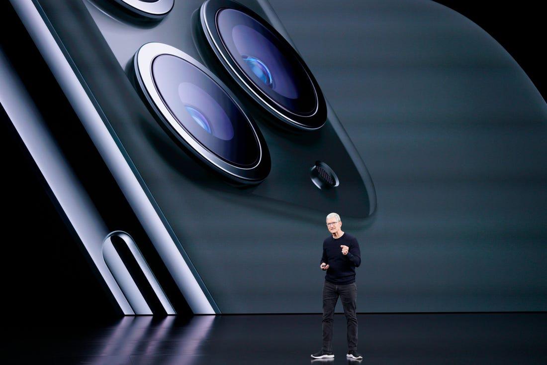 Apple iPhone 12 sẽ có notch nhỏ hơn, không còn tai thỏ, camera hỗ trợ quét LiDAR - Ảnh 4.