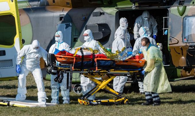 Cập nhật dịch Covid-19 trên thế giới ngày 9/4: Số ca nhiễm bệnh ở Nga tăng đột biến, Italy ghi nhận số ca tử vong tiếp tục giảm trong 3 ngày liên tiếp - Ảnh 2.