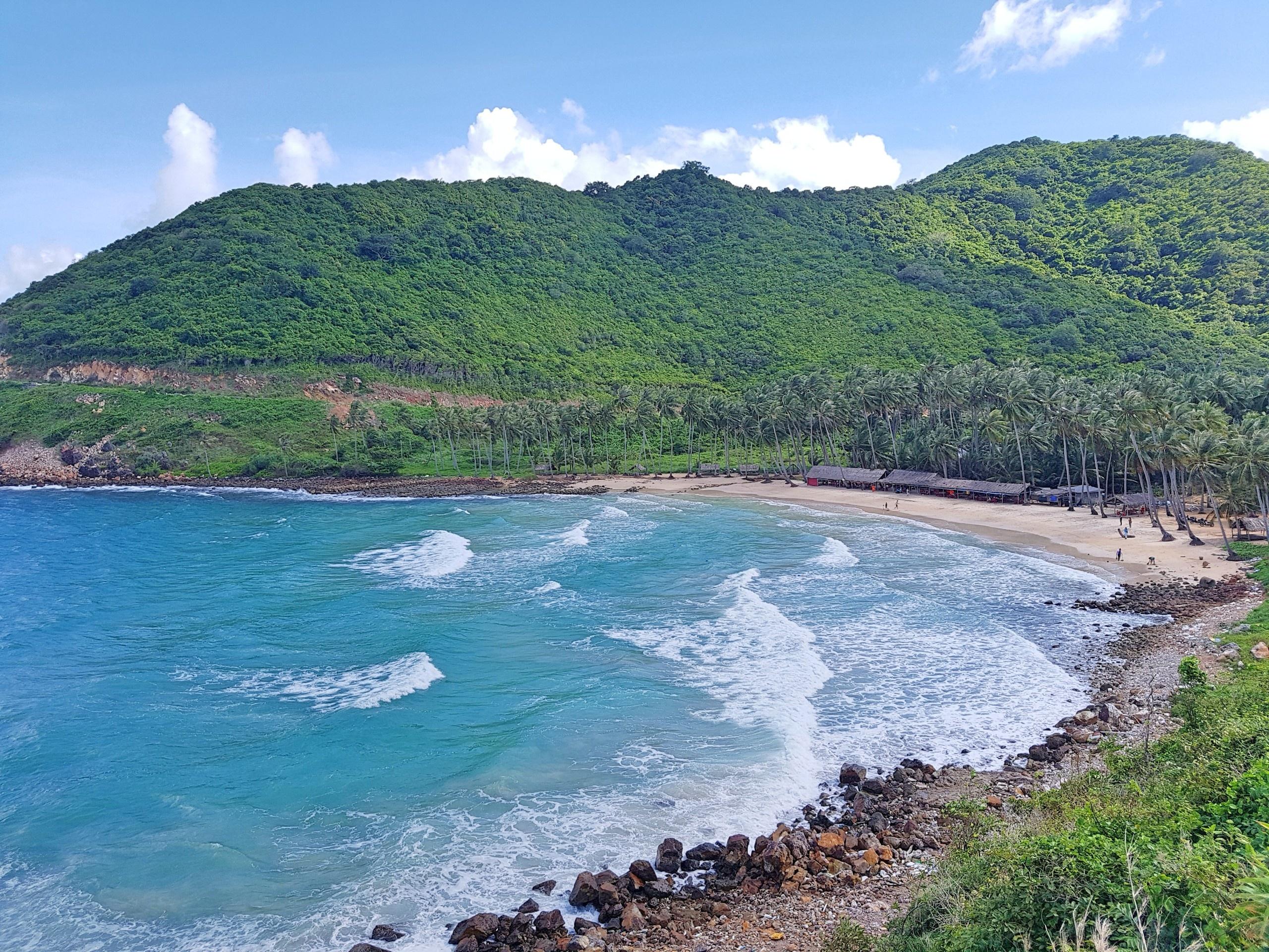 Có một \u0027thiên đường\u0027 đẹp như thế ở quần đảo Nam Du!