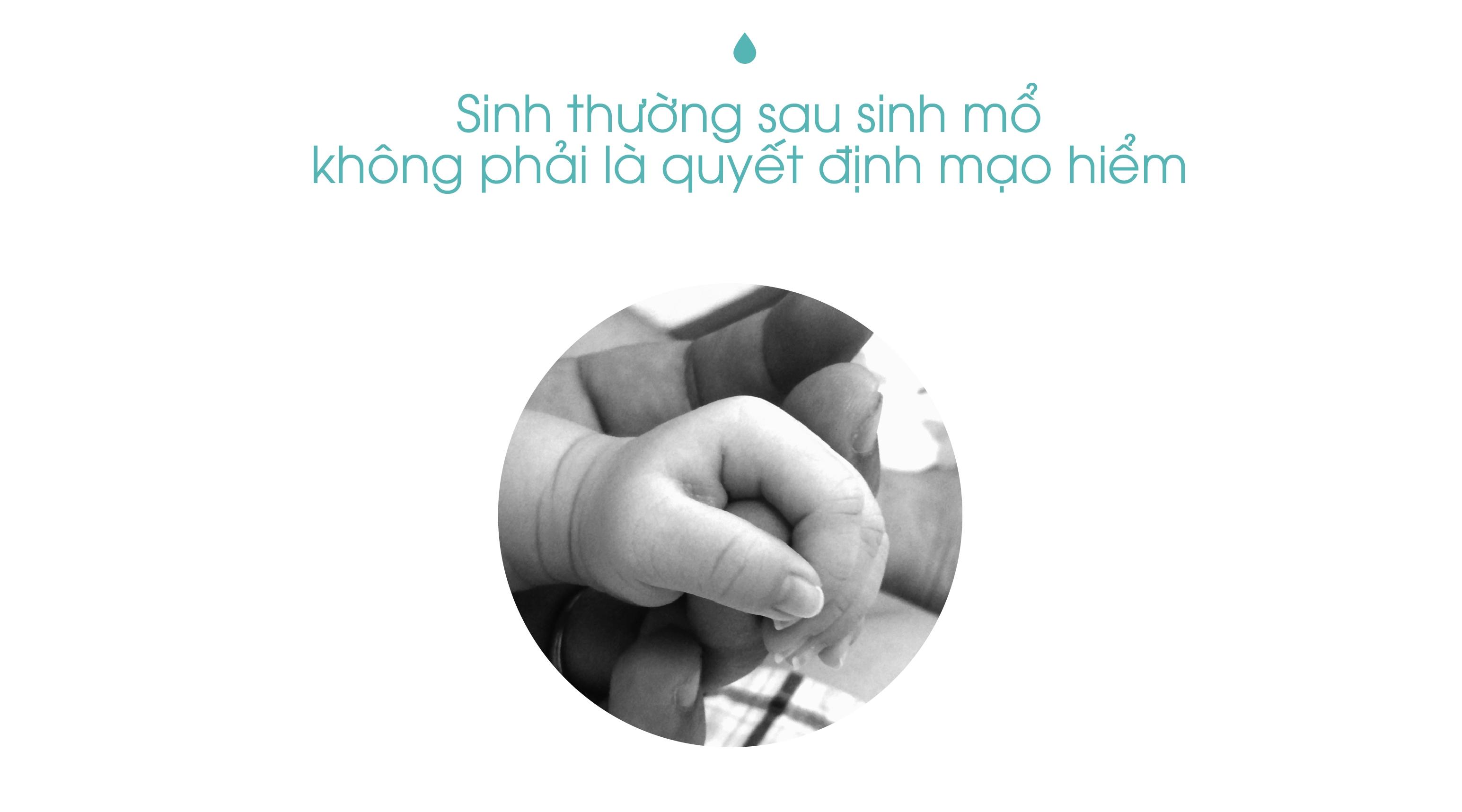 hanh trinh ky dieu cua ba me nuoi bu song song va sinh thuong sau sinh mo