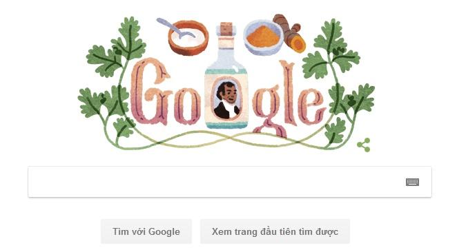 sake dean mahomed da dong gop lon cho y hoc the gioi bi lang quen duoc google ton vinh