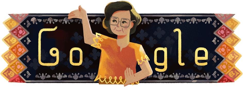 google doodle hom nay ky niem 136 nam ngay sinh cua manlee kongprapad