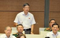 db luu binh nhuong bo truong khong thuc hien loi hua thi cac dbqh se di den cung van de
