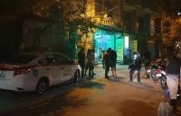 vu lai xe mazda cx5 ban sung chen xe qua nguoi lai taxi dan kim loai chu khong phai dan cao su