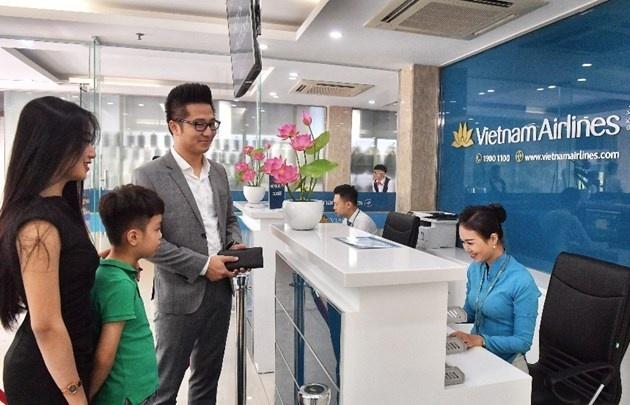 bao so 9 gan bo khien vietnam airline phai dieu chinh ke hoach bay