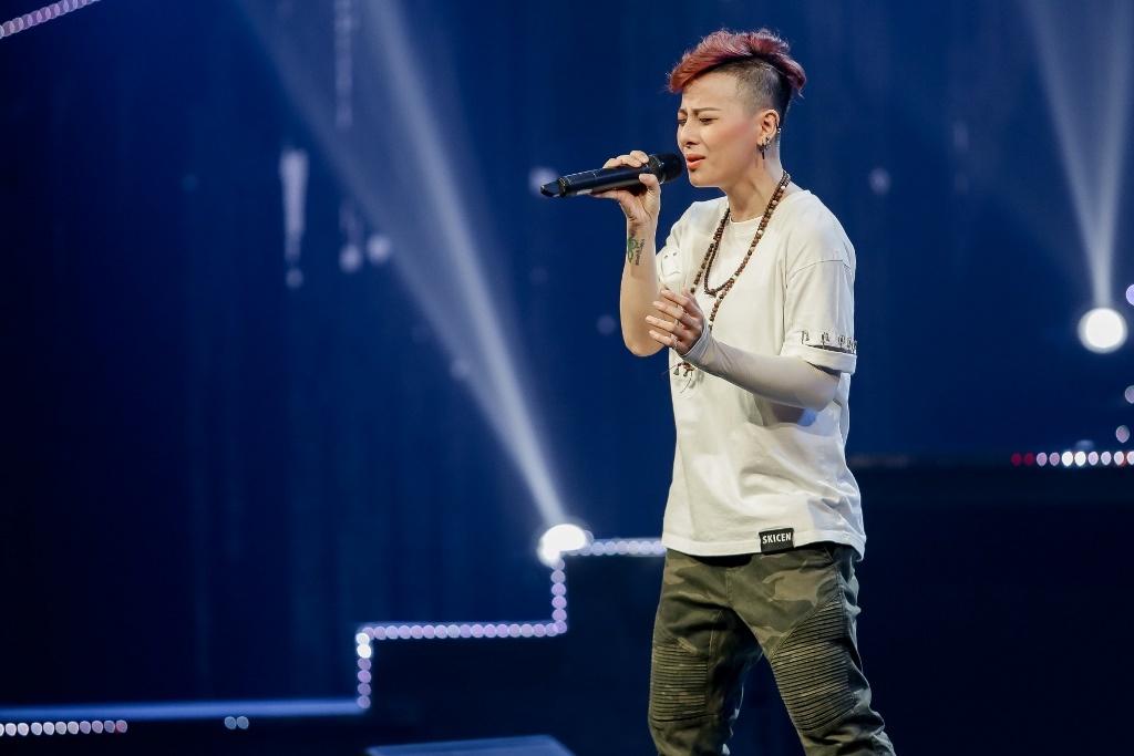 duc phuc mang thang mat thi sinh the debut vi khong duoc ton trong