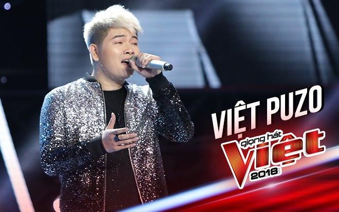 viet puzo va hanh trinh 4 nam thuyet phuc gia dinh de gop mat tai the voice 2018