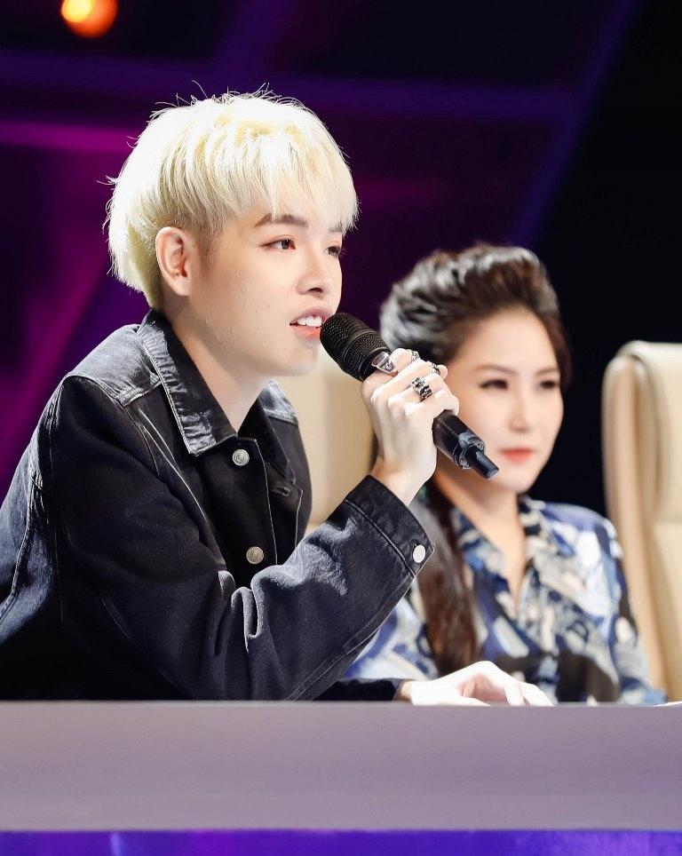 lua chon thi sinh vao vong trong the debut nhung duc phuc khong he biet da bi nguoi nay noi xau