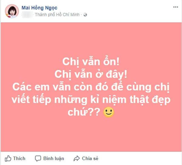hang loat ly do khien sao viet khoa facebook khien fan xot xa