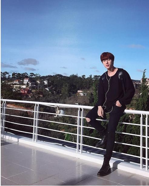 phong cach thoi trang don tim fan cua nam thi sinh lot top 35 the face vietnam 2018