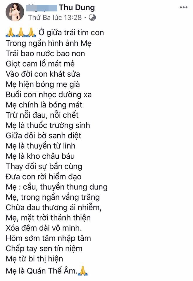 dang anh di chua sam hoi thu dung bi cong dong mang nem da du xay biet thu