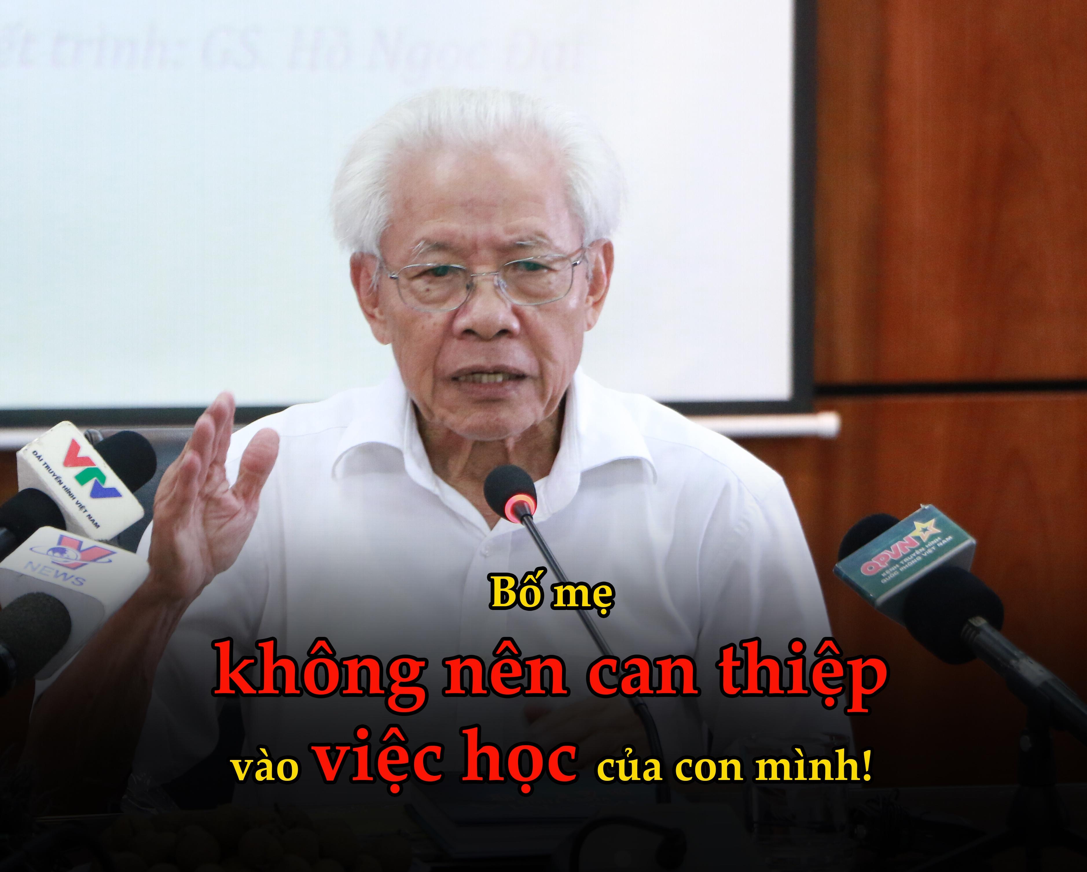 danh van kieu cong nghe giao duc phu huynh nen can thiep viec hoc cua con the nao