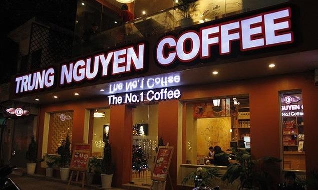 king coffee cua ba diep thao khac gi trung nguyen cua ong dang le nguyen vu