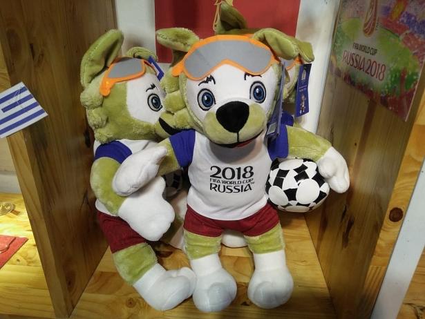 soi zabivaka linh vat cua world cup 2018 muon dat truoc cung khong co hang de ban