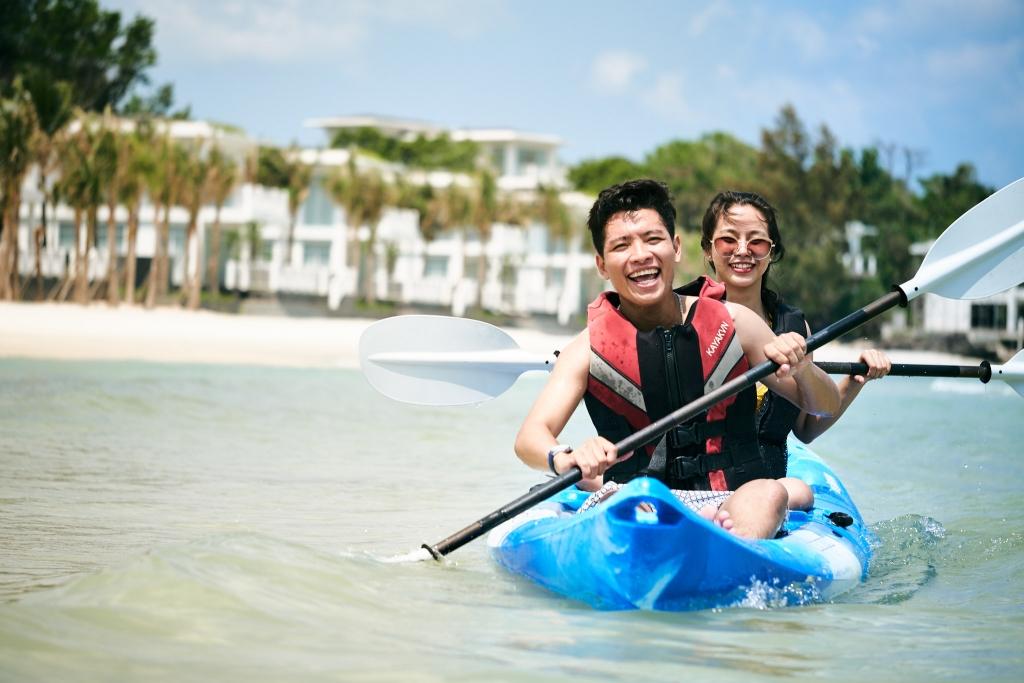 tap doan sun group chinh thuc ra mat khu nghi duong 5 sao premier village phu quoc resort