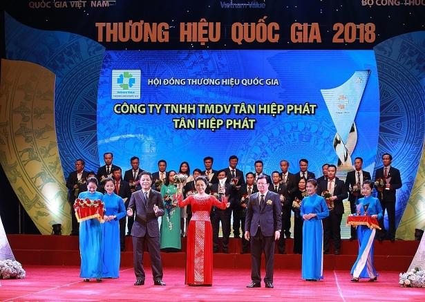 tan hiep phat oto truong hai tiep tuc la doanh nghiep co san pham dat thuong hieu quoc gia 2018