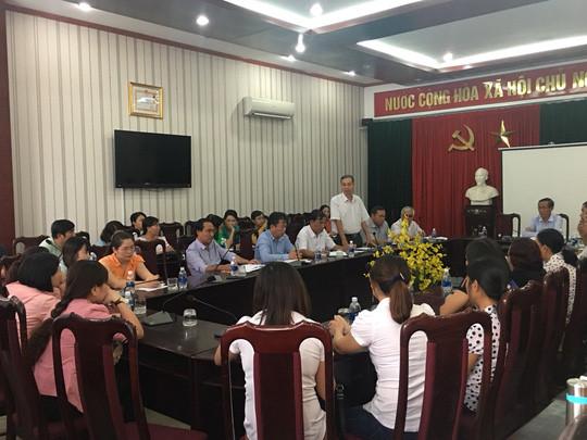 phu huynh to truong thu 30000 dongngay nhung tre phai an com moc