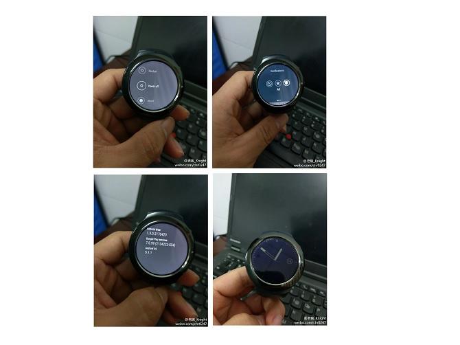 lo dien smartwatch hop tac giua htc va under armour