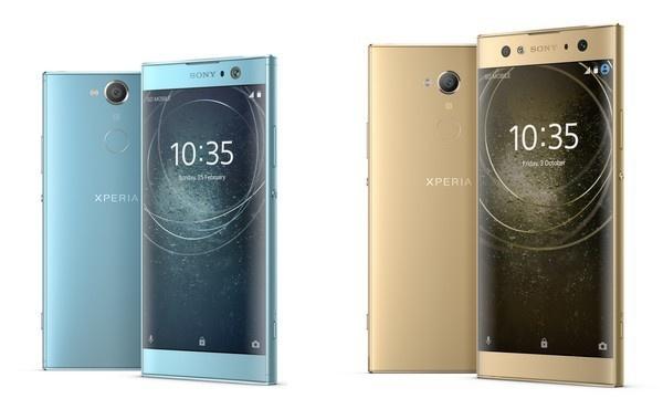 sony khoi dong ces 2018 bang 3 mau smartphone tam trung