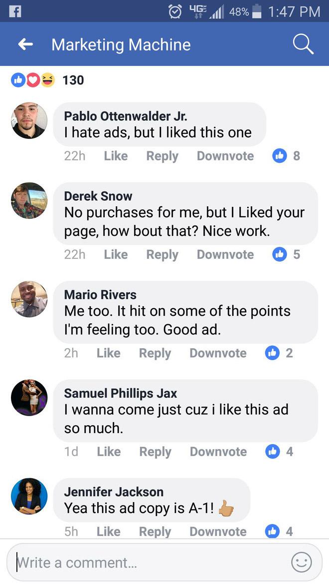 facebook thu nghiem nut downvote thay the dislike
