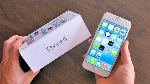 iphone 6 xach tay gia chi bang 2 chiec nokia 3310
