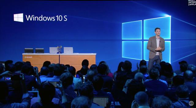 windows 10 s ra mat chay ung dung tu windows store nang cap len windows 10 pro mat 50 usd mien phi cho giao duc