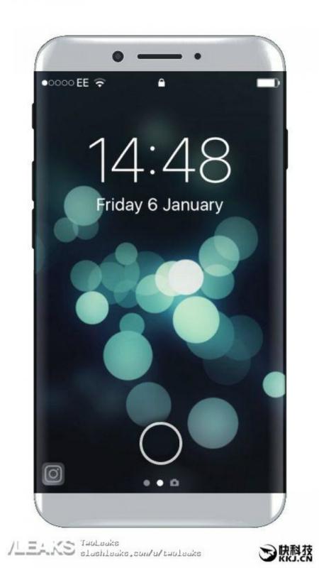 iphone 8 lo dien ma n hi nh oled cong cho ng nuo c ip68 va sa c khong day