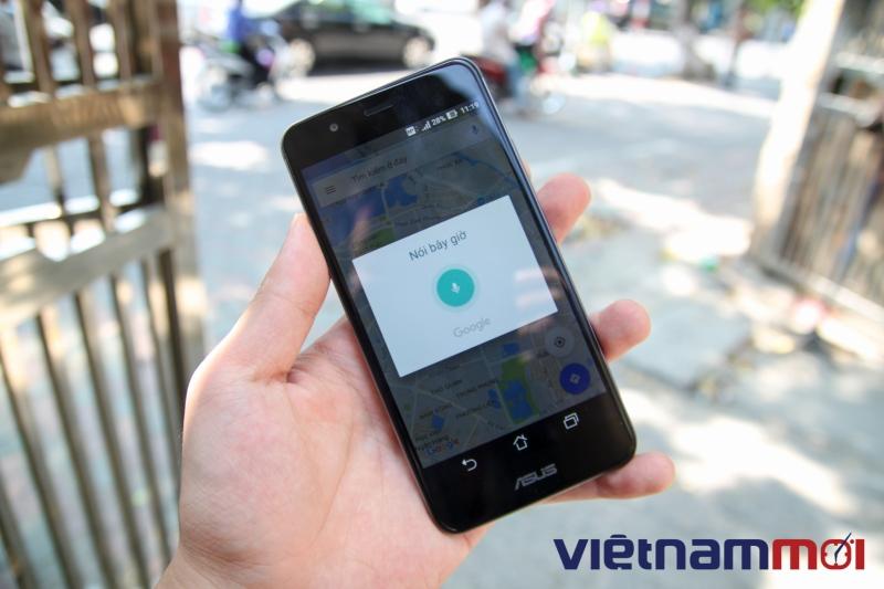 Google Maps thêm chức năng ra lệnh bằng giọng nói, hỗ trợ cả