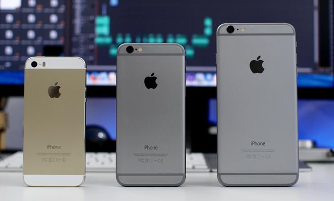 iphone 5s van ban tot truoc con loc iphone 6 gia re