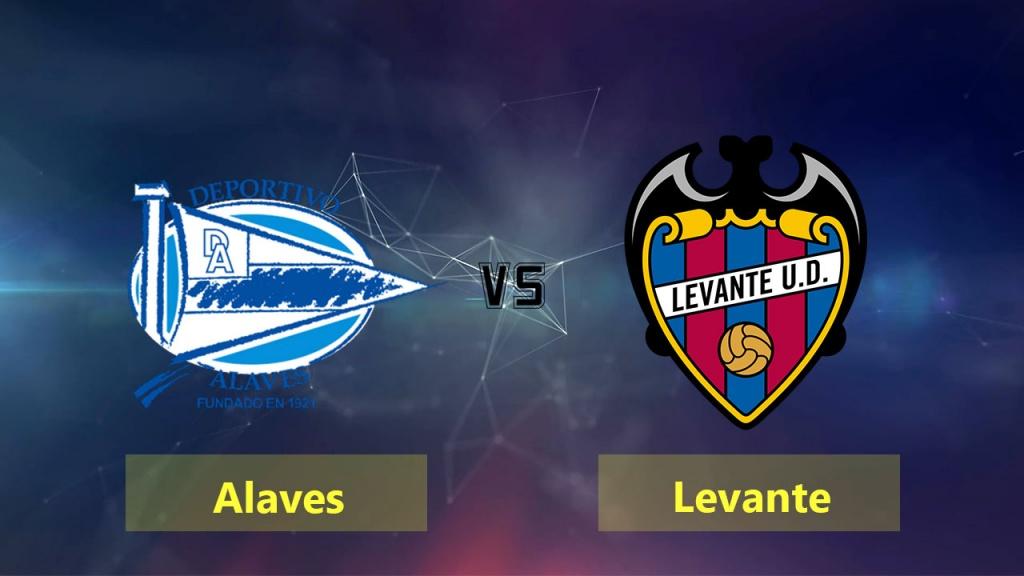nhan dinh alaves vs levante vong 23 la liga mua giai 2018 2019